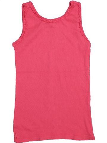 T-shirt sans manches fille I LOVE GIRLSWEAR rose 11 ans été #1444923_1