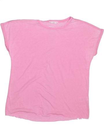 Camiseta de manga corta niña CANDY COUTURE rosa 15 años verano #1445561_1