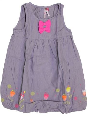 Robe fille ORCHESTRA gris 18 mois hiver #1445713_1