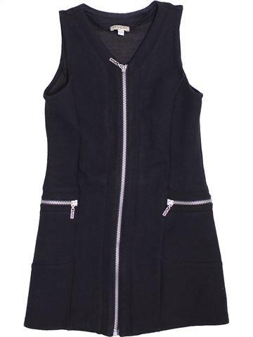 Robe fille KENZO bleu foncé 8 ans hiver #1445841_1
