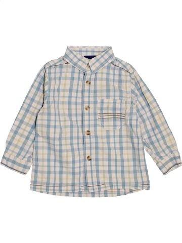 Camisa de manga larga niño SERGENT MAJOR gris 2 años invierno #1445896_1
