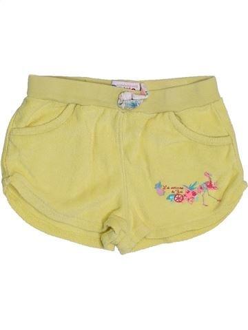 Short-Bermudas niña LA COMPAGNIE DES PETITS beige 2 años verano #1446155_1