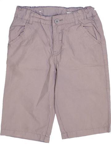 Short - Bermuda garçon VERTBAUDET violet 9 ans été #1446435_1