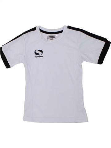 Camiseta deportivas niño SONDICO blanco 3 años verano #1446629_1