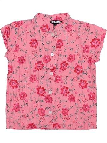 Blusa de manga corta niña OOXOO rosa 2 años verano #1446744_1