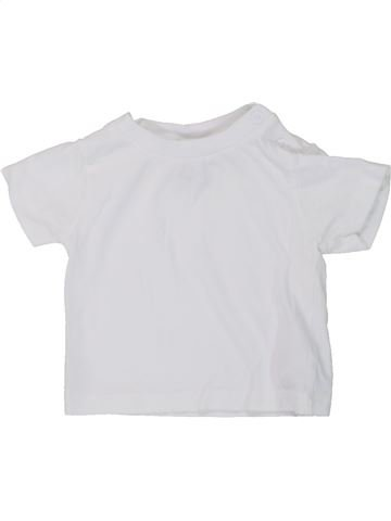 Camiseta de manga corta niño JASPER CONRAN blanco 6 meses verano #1447064_1