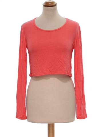 Top manches longues femme BOOHOO 40 (M - T2) hiver #1447400_1