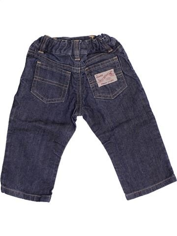 Tejano-Vaquero niño PETIT BATEAU gris 12 meses invierno #1447453_1