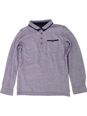 Polo de manga larga niño BOYS gris 11 años invierno #1447957_1