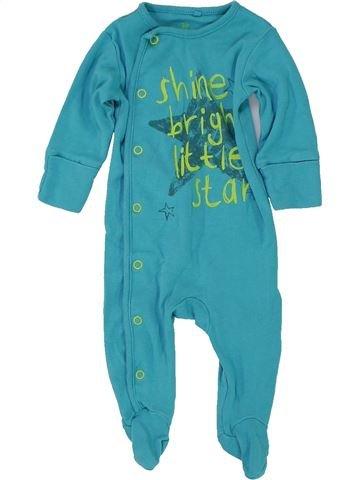 Pyjama 1 pièce garçon NEXT bleu 1 mois été #1448052_1