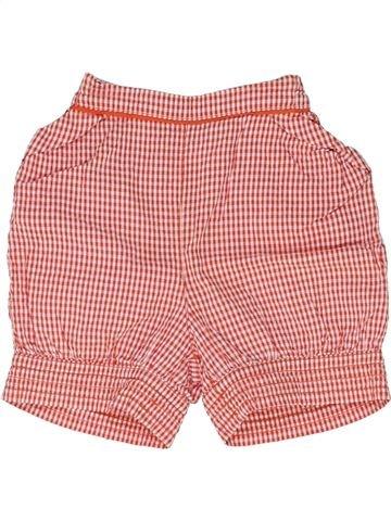 Short-Bermudas niña MARÈSE rosa 12 meses verano #1448572_1
