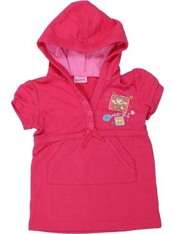 Vestido niña CHEROKEE rosa 9 meses verano #1448590_1