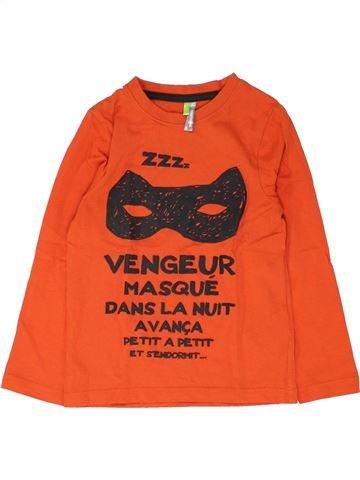 Camiseta de manga larga niño ORCHESTRA rojo 4 años invierno #1448810_1
