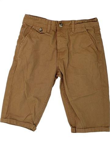 Short-Bermudas niño KANGOL marrón 12 años verano #1449037_1