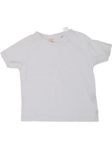 T-shirt manches courtes garçon ZARA blanc 3 ans été #1449065_1