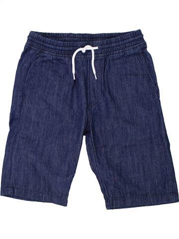 Short-Bermudas niño H&M azul 12 años verano #1449090_1