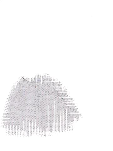 Camiseta de manga larga niña BOUT'CHOU blanco 18 meses invierno #1449182_1