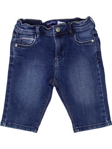 Short-Bermudas niño OKAIDI azul 6 años verano #1449238_1