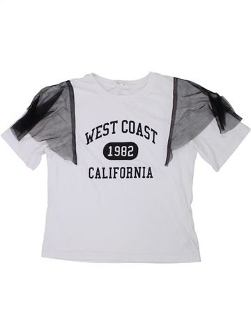 Camiseta de manga corta niña CANDY COUTURE blanco 9 años verano #1449534_1