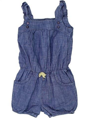 Combinación corta niña CHEROKEE azul 4 años verano #1449552_1