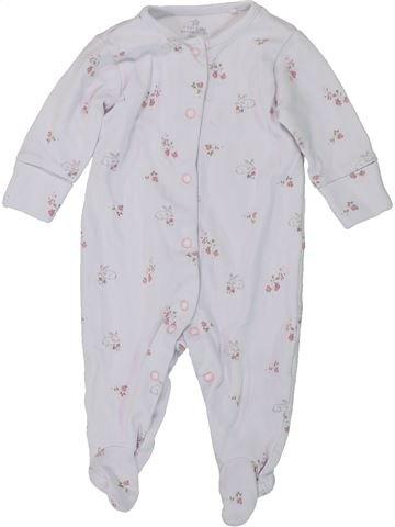 Pijama de 1 pieza niña NEXT blanco 3 meses verano #1449627_1