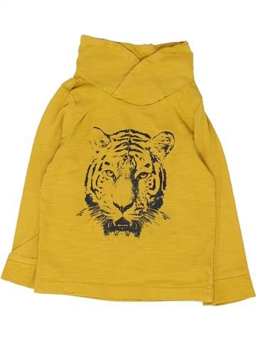 Camiseta de manga larga niño ORCHESTRA amarillo 2 años invierno #1449646_1
