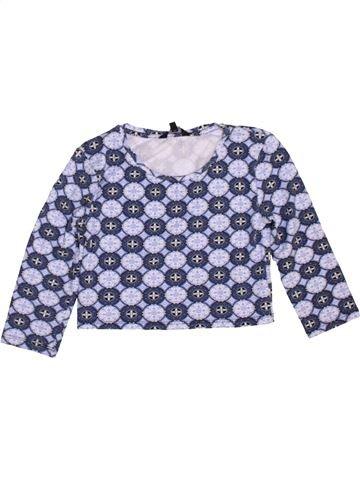 Camiseta de manga corta niña CANDY COUTURE gris 11 años verano #1450572_1