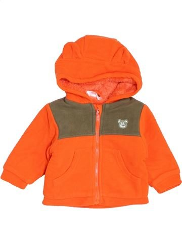 Veste garçon ERGEE orange 12 mois hiver #1450707_1