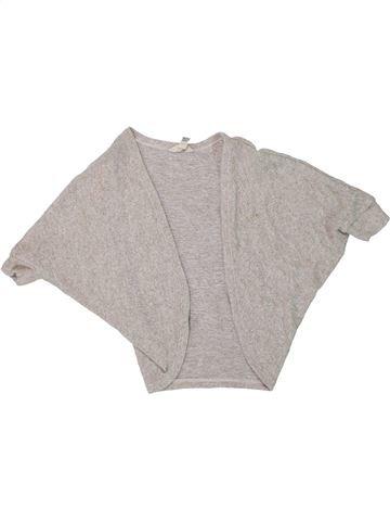 Bolero niña RIVER ISLAND gris 12 meses invierno #1450774_1
