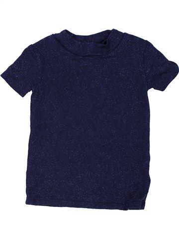 T-shirt manches courtes fille NEXT bleu 5 ans hiver #1450901_1