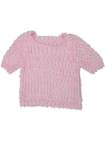 Pull fille DUNNES STORES rose 9 ans hiver #1451139_1