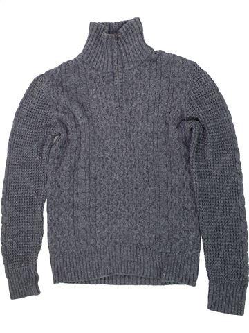 Pull garçon H&M bleu 14 ans hiver #1451348_1