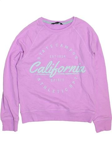Sweat fille CANDY COUTURE rose 13 ans hiver #1451484_1