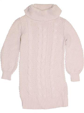 Robe fille GAP rose 5 ans hiver #1451607_1