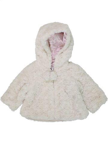 Veste fille JASPER CONRAN blanc 6 mois hiver #1451737_1