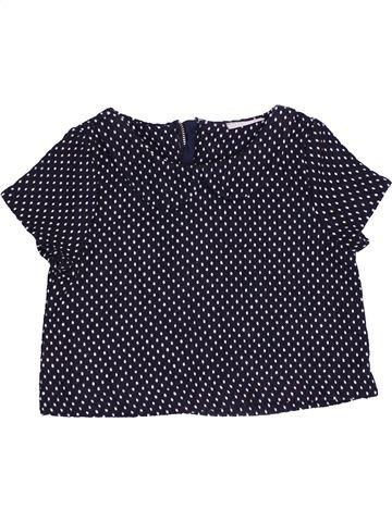Camiseta de manga corta niña I LOVE GIRLSWEAR azul oscuro 6 años invierno #1451927_1