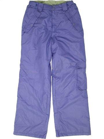 Ski garçon CAMPUS violet 14 ans hiver #1452425_1