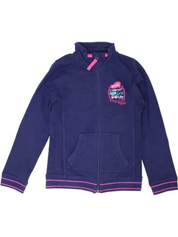 Sportswear fille DOMYOS violet 10 ans hiver #1452502_1