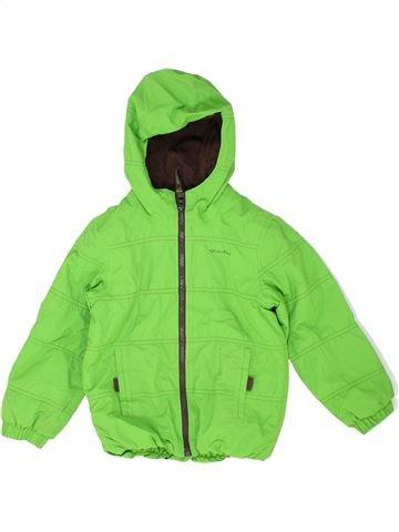Anorak niño QUECHUA verde 4 años verano #1452771_1