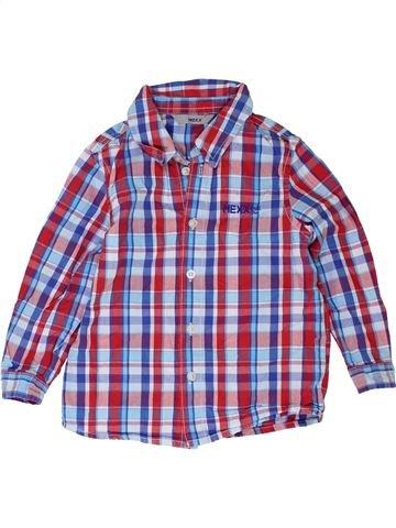 Camisa de manga larga niño MEXX gris 3 años invierno #1452985_1