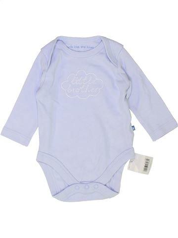 T-shirt manches longues garçon MOTHERCARE bleu naissance hiver #1453272_1