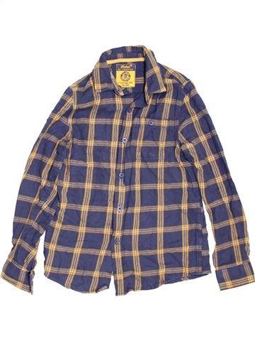 Chemise manches longues garçon PRIMARK violet 10 ans hiver #1453311_1
