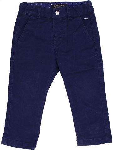Tejano-Vaquero niño MAYORAL azul 12 meses invierno #1453833_1