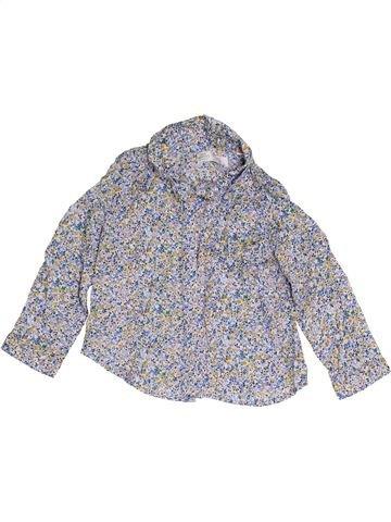 Blusa de manga larga niña ZARA gris 3 años invierno #1453864_1