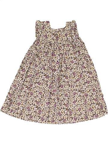 Vestido niña BOUT'CHOU beige 18 meses verano #1453884_1