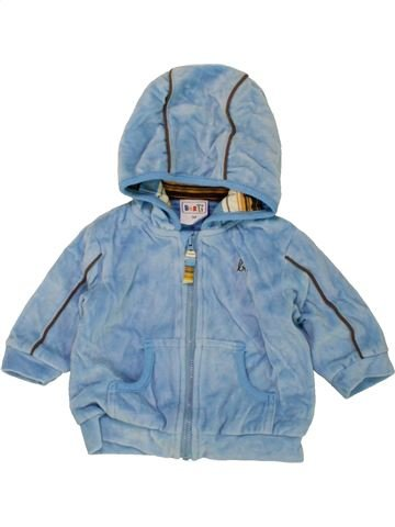 Gilet garçon BERTI bleu 1 mois hiver #1453888_1