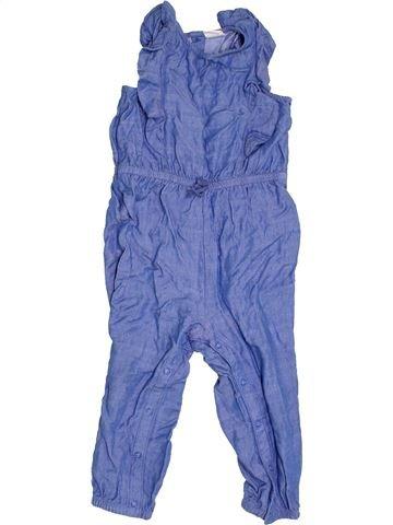 Combinación larga niña H&M azul 2 años verano #1453974_1