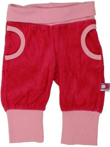 Pantalon fille NAME IT rouge 3 mois hiver #1454023_1