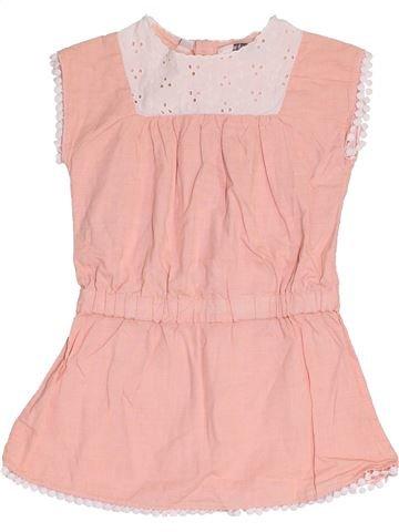 Vestido niña MARÈSE rosa 18 meses verano #1454266_1