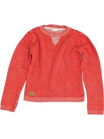 Pull garçon TONY BOY rouge 5 ans hiver #1454340_1